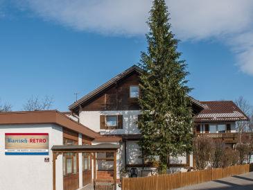 Ferienhaus Bayrisch-Retro