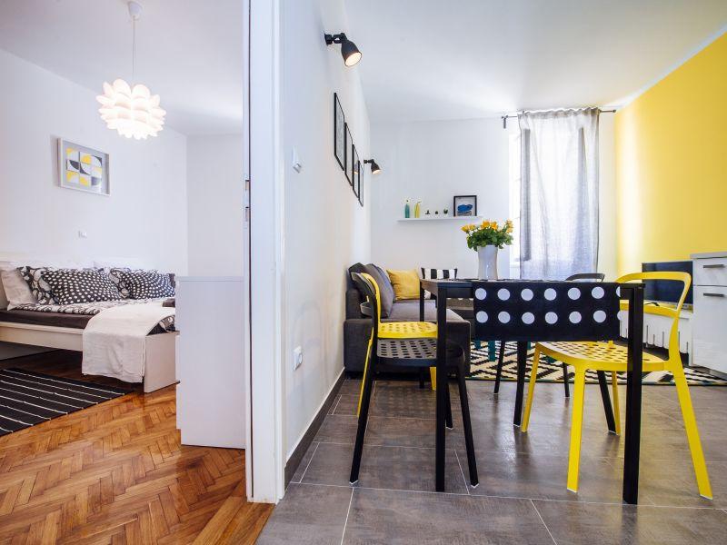 Holiday apartment Jadera