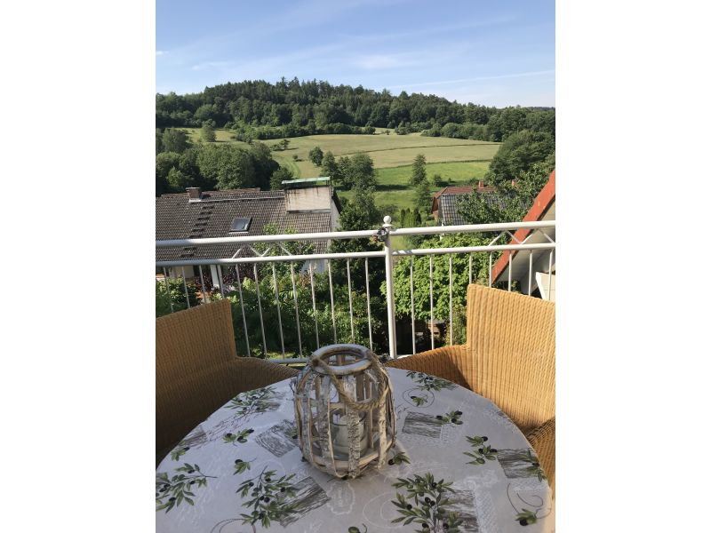 Holiday apartment Romantic Spessart