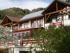 Ferienwohnung Apfel im Haus zum Schlossberg