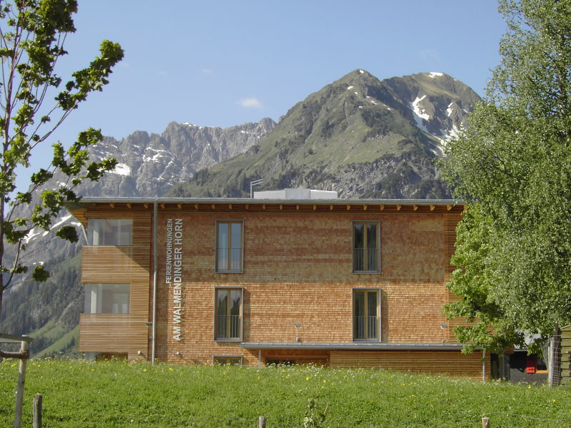 Holiday apartment Am Walmendingerhorn - Studio Appartment