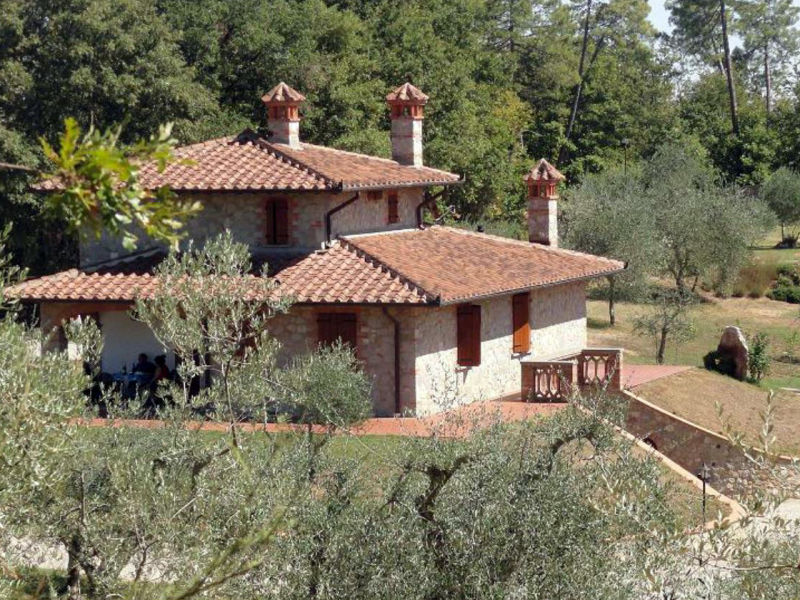 Holiday house Nice stone-villa for 8 persons
