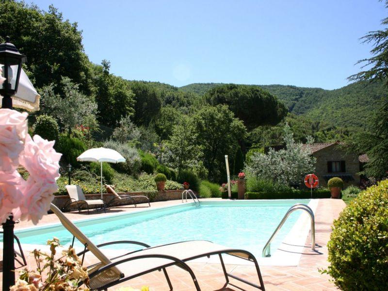 Ferienwohnung Gruppenunterkunft  IT464 Toskana für 8 Personen