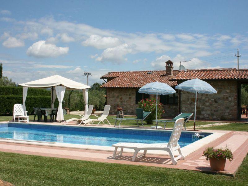 IT755 Ferien villa Castiglione del Lago Umbrien