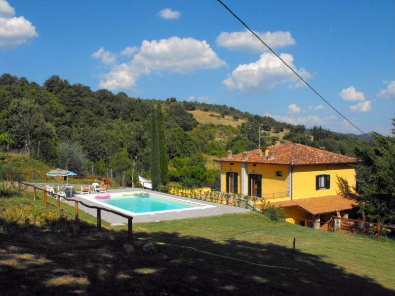 Holiday house Ferienhaus IT711 Castiglione Fiorentino, Toskana