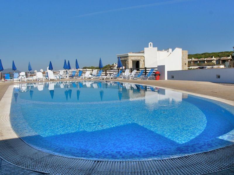 Villa with private terrace