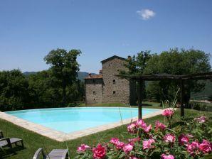 Landhaus Gruppenunterkunft  IT778 Toskana