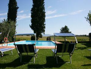 Villa Gruppenunterkunft  IT757  Umbria