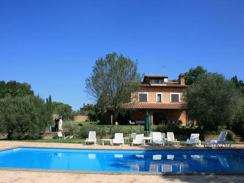 Villa 14 Personen in Panoramalage