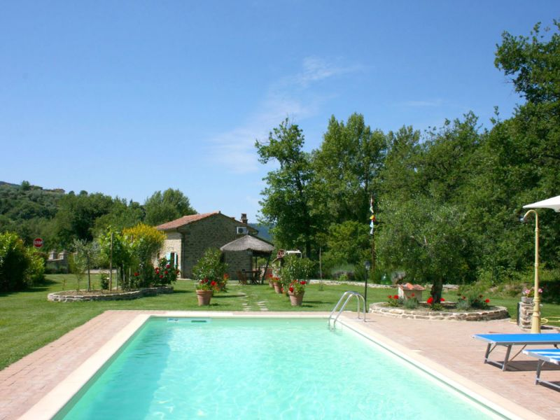 Holiday house IT460 Nice with pool & jacuzzi