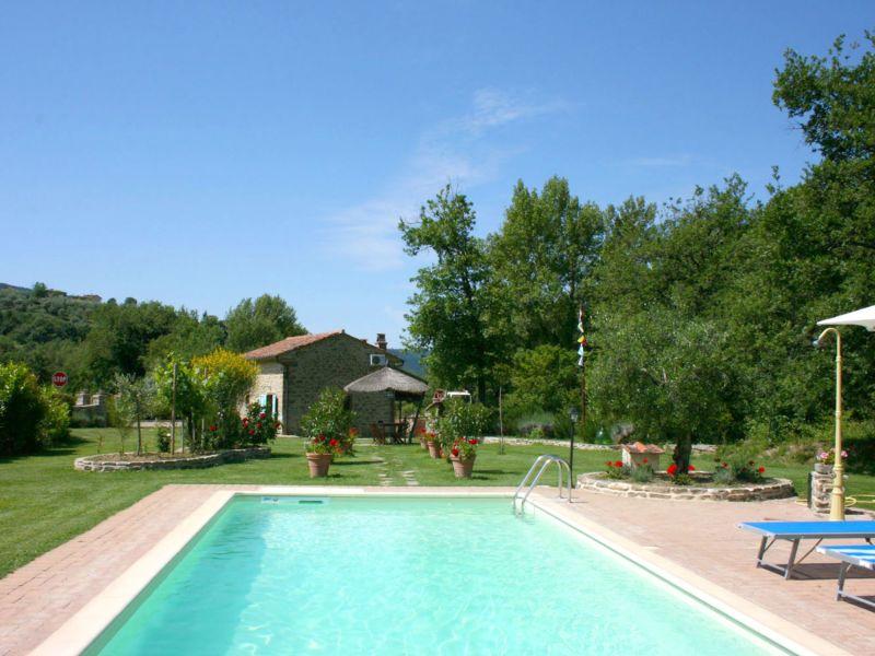 Ferienhaus IT460 Schön mit Pool & Jacuzzi