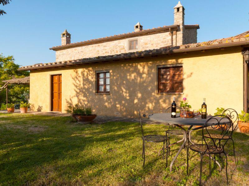 Villa Natursteinhauses 792  Grenzgebiet Toskana und Umbrie