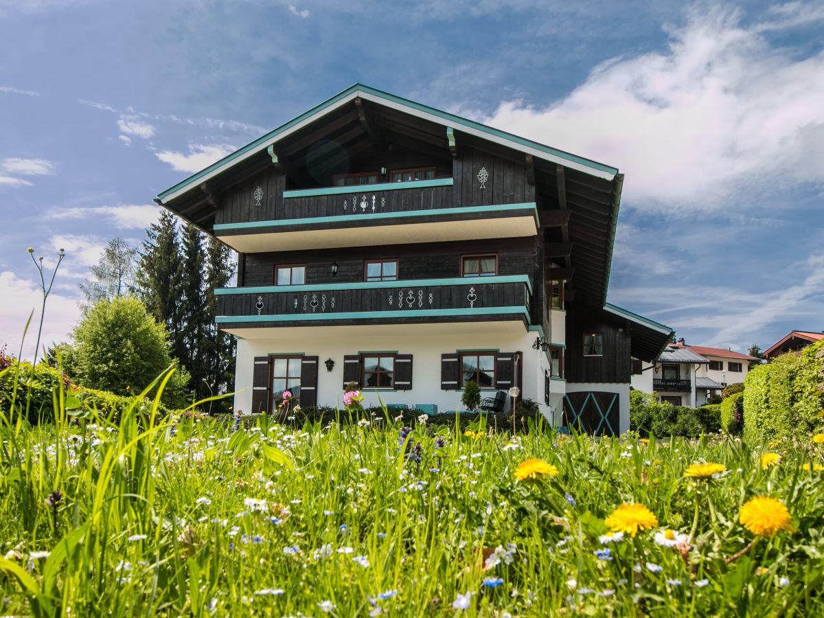 Ferienwohnung Enzian im Haus Sonnenrose Reit im Winkl