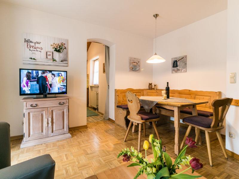 Ferienwohnung Alpenglühn im Haus Sonnenrose