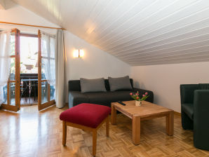 Holiday apartment Enzian im Haus Sonnenrose 4