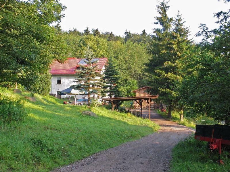 Ferienwohnung Ferienparadies Am-Rennweg