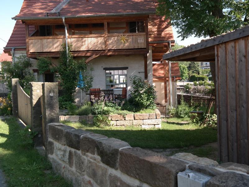Ferienhaus Alte Schmiede Dorf Wehlen