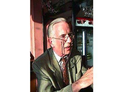 Ihr Gastgeber  Heinz Charwat