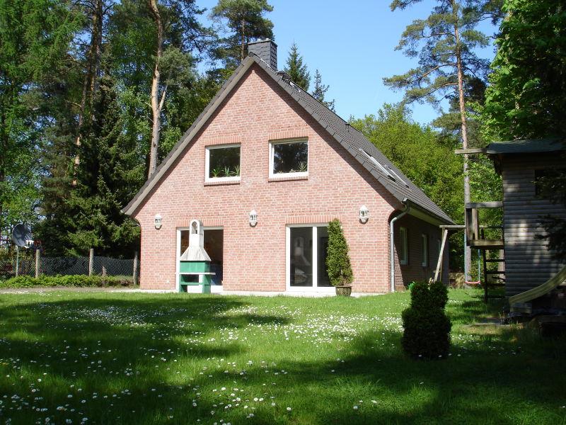 Wald-Ferienwohnung Hamburg