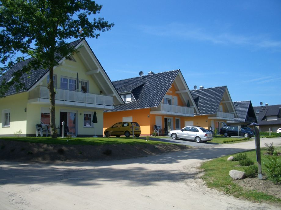 Ferienhäuser Urlaub am Müritzsee