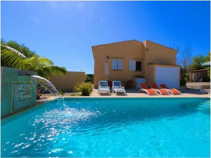 Finca M2F4410  mit Pool nahe Artà
