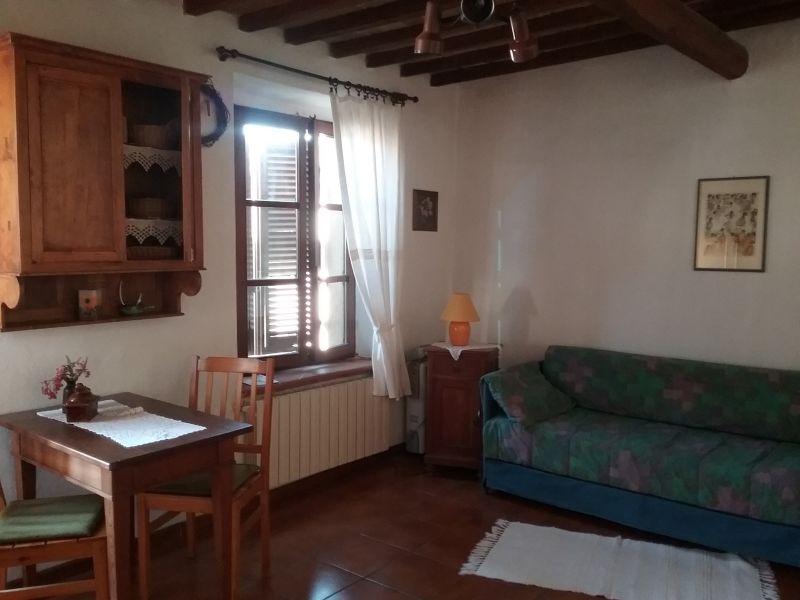 Ferienwohnung Romantische Studiowohnung mit Balkon
