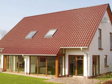 Ferienhaus Ostseeträume links