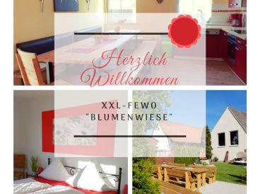 """Ferienwohnung """"XXL-Blumenwiese"""""""