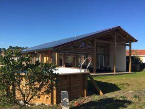 Ferienwohnung Maison écologique
