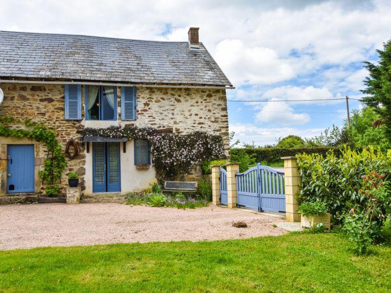 Cottage Gite Les Ayes