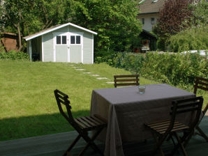 Holiday apartment Gartenwohnung Lindau