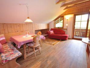 Ferienwohnung 5 Landhaus Bilgeri