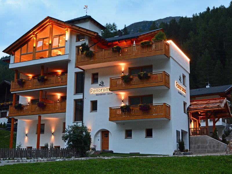 Ferienwohnung Residence Panorama