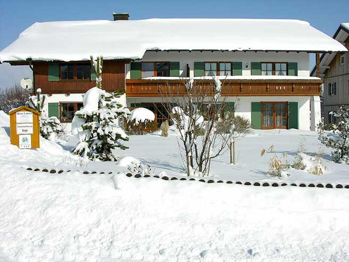 Ferienwohnung Haus Linder Rosshaupten am Forggensee