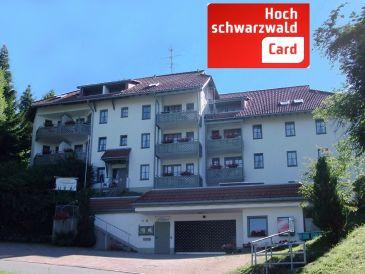 Ferienwohnung Schauinsland B, Todtnauberg mit HOCHSCHWARZWALDCARD