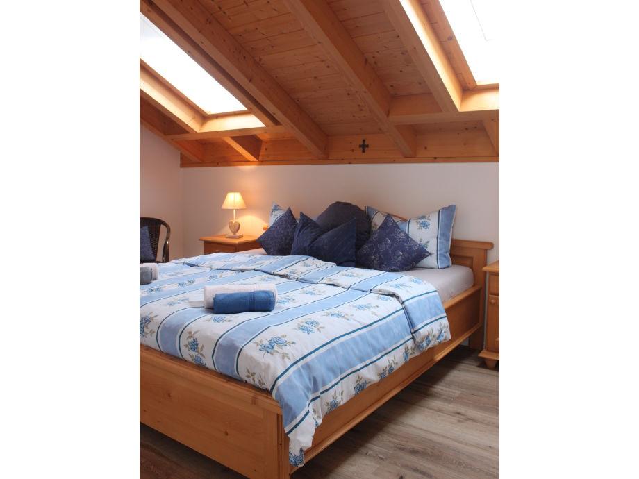 Holiday Apartment Oberstaufen Voelkel Bedroom 1