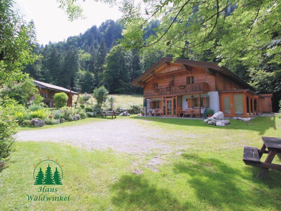 Sommer Haus Waldwinkel