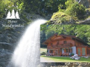 Ferienwohnung Wasserfall im Haus Waldwinkel