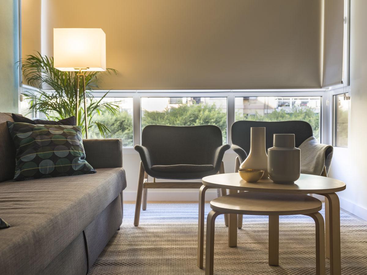 Ferienwohnung 3 Schlafzimmer Apartment HQ, Valencia, Firma HQ Rooms ...