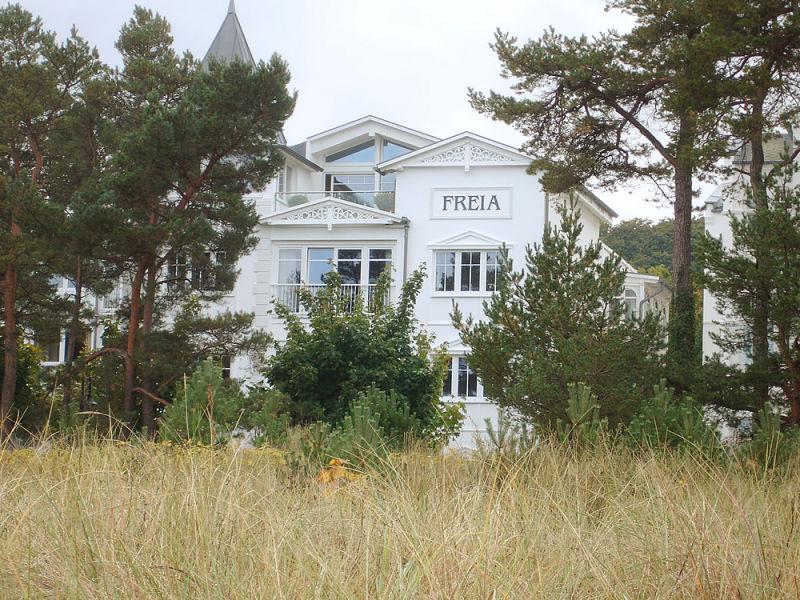 Villa Strandferiendomizil