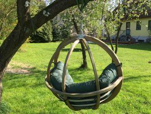 Ferienwohnung Urlaub für Familien oder Freunde | Garten | Sauna