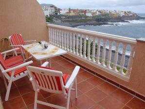 Ferienwohnung direkt am Strand - F5024