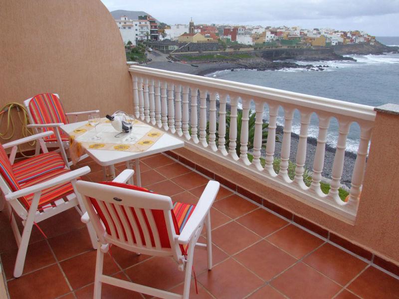 Holiday apartment direkt am Strand - F5024