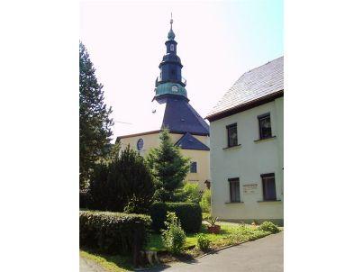 An der Seiffener Bergkirche