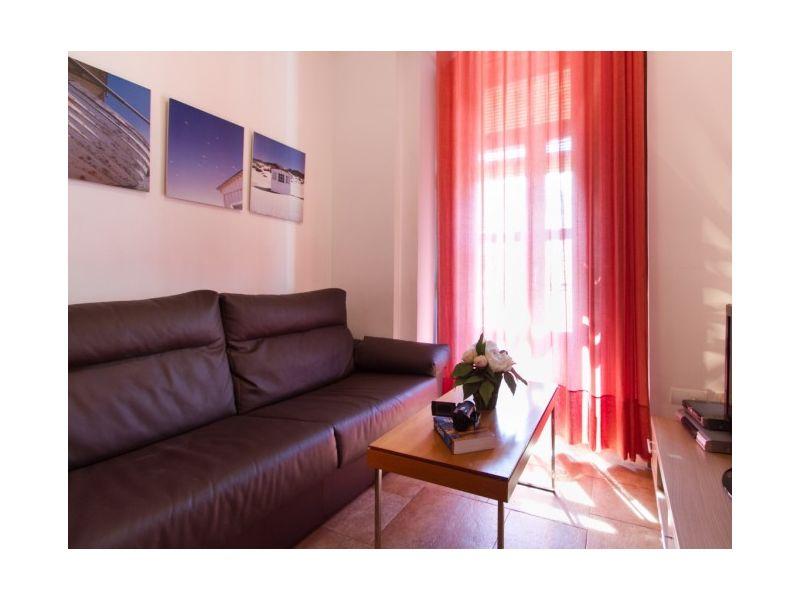 Ferienwohnung Apartamento 1 Plaza Merced