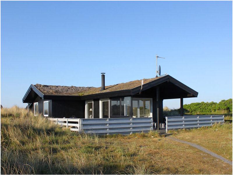 Ferienhaus Houvig Saunahytte (D487)