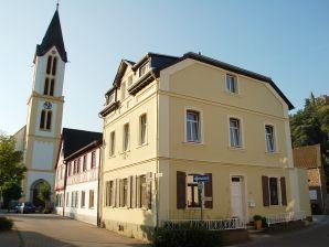 """Ferienwohnung """"Schwalbennest"""" am Rathaus"""