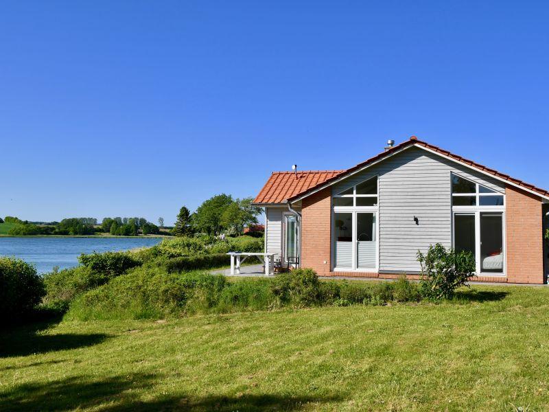 Ferienhaus Marina Hülsen - Das Schwanenuferhaus