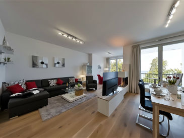 Holiday apartment Diamond in der Villa First - 360 degree gallery