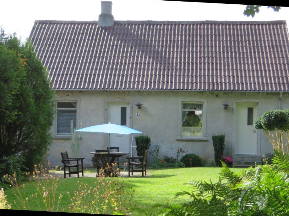 Das Bauernhaus von Garten